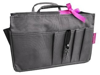 Bag in Bag Medium Classic Grijs
