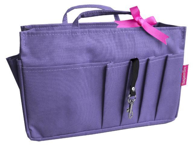 Bag in Bag Medium Classic Paars
