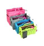 Bag in Bag  Medium  Limited Edition  Khaki / Egeltjes