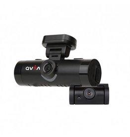 QViA Qvia dashcam AR790 WD 2CH met 16gb