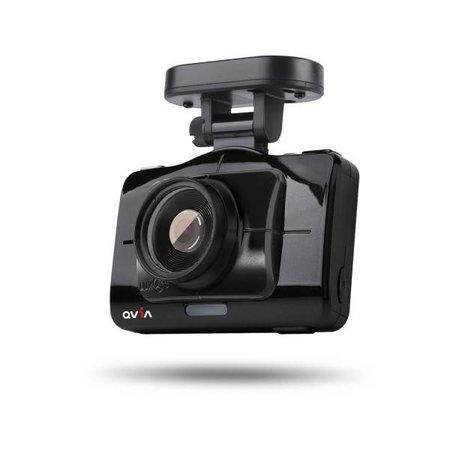 QViA Qvia R935 Duo dashboard cam 16gb GPS 2CH Dashcam