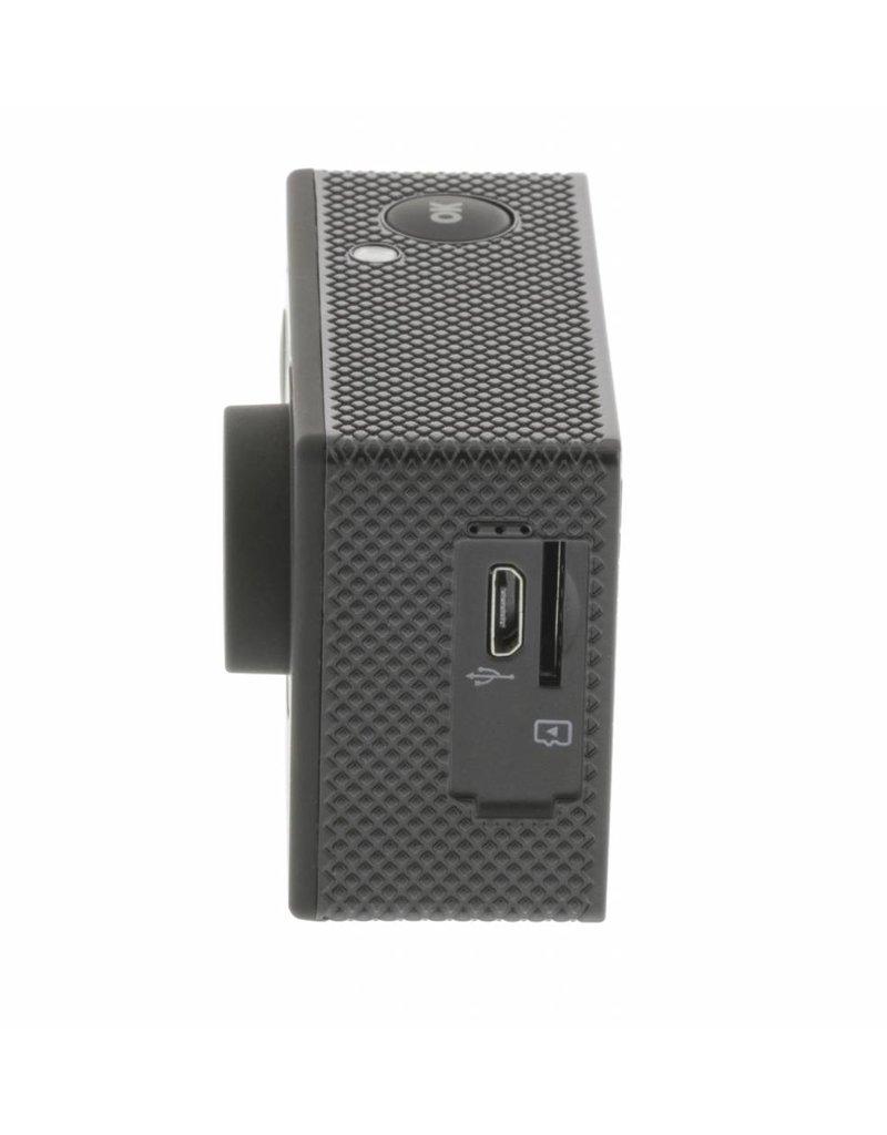 CamLink HD Action Cam 720p CL-AC11 - zwart