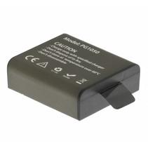 Oplaadbare Lithium-Ion Camera Accu 3.7 V 1050 mAh