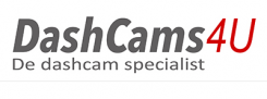 De beste dashcam vindt u bij DashCams4U | De Dashcam specialist