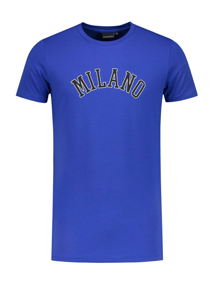 Milano City T-shirt | Blue