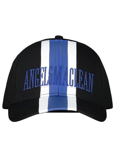 Stripe Cap | Black