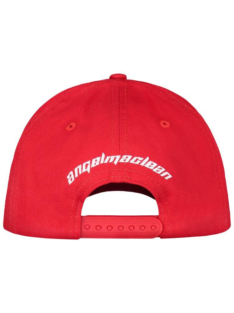 Red Sport Cap