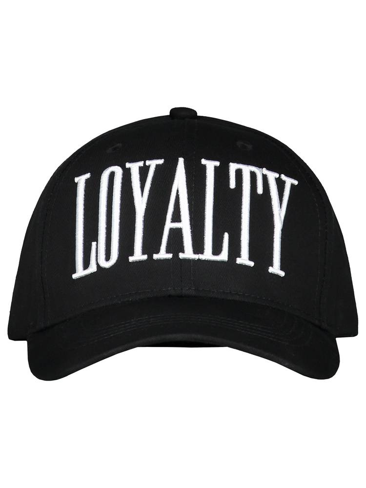 Loyalty Cap | Black