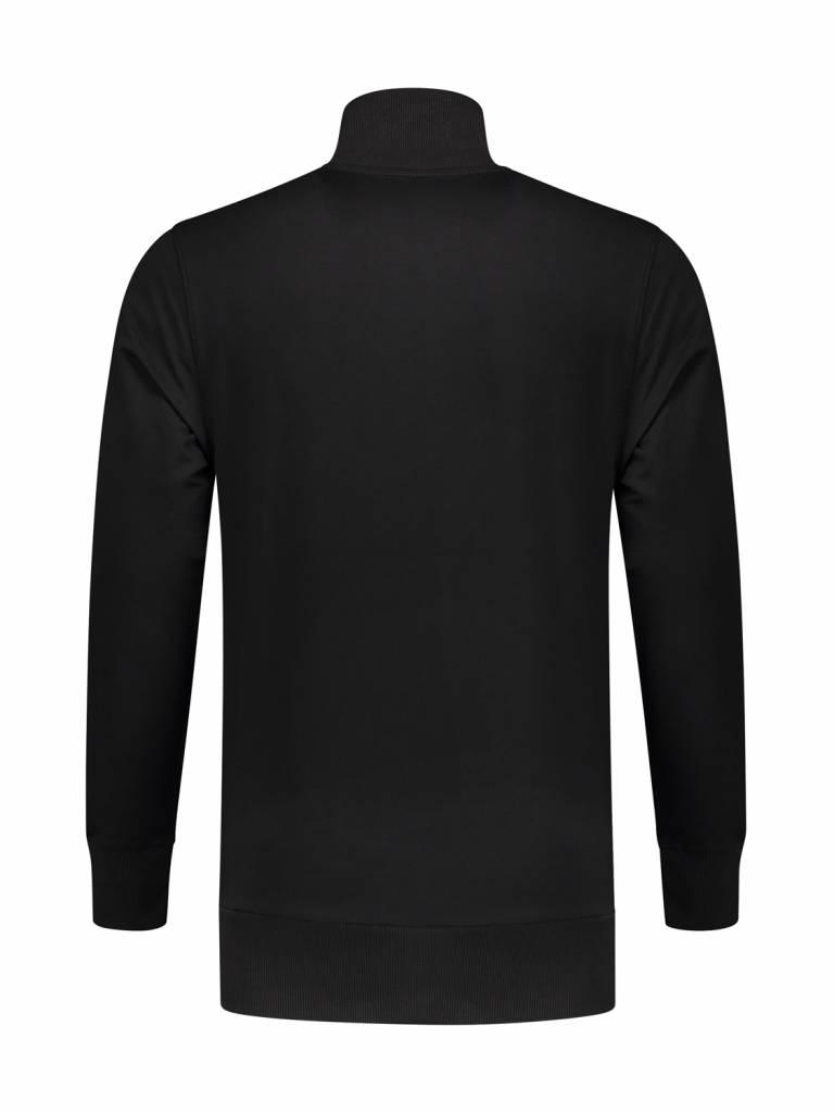 Sport Track Jacket   Black