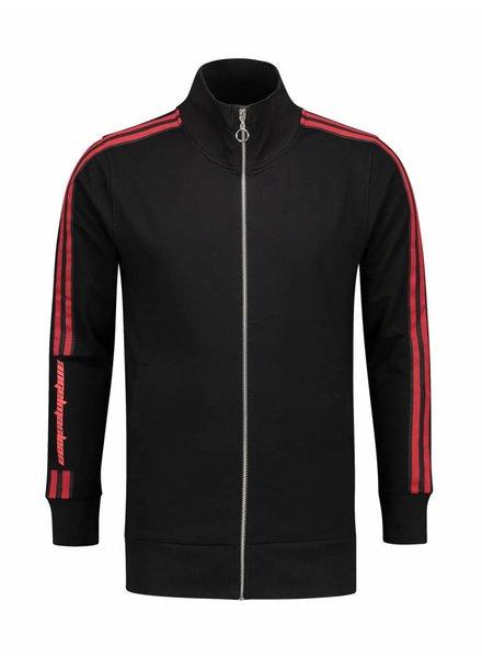 Sport Track Jacket | Black