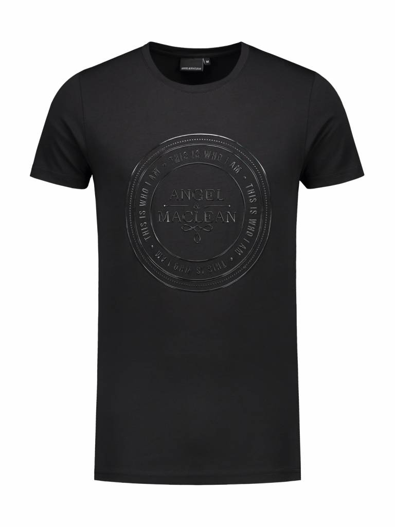 Logo T-shirt | Black
