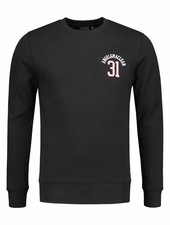 A'dam City Sweater | Black