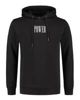 Power Hoodie   Black