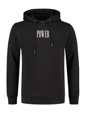 Power Hoodie | Black