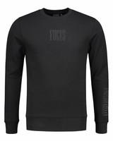 ANGEL&MACLEAN Black Focus Sweater