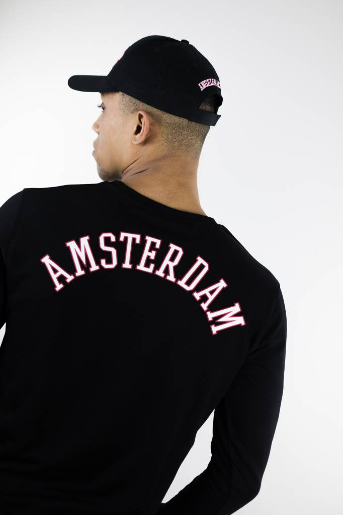 A'dam City Sweater | Black