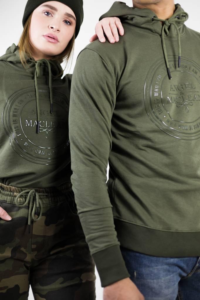 Logo Hoodie | Army