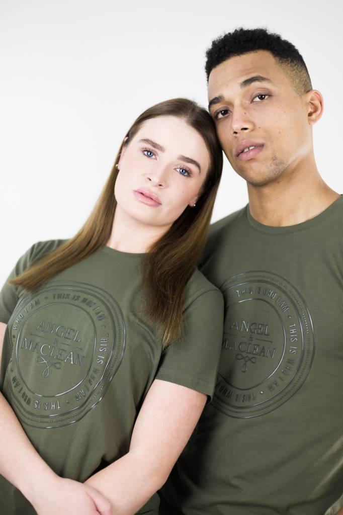 Logo T-shirt | Army