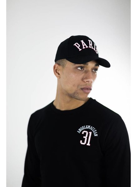 Paris Cap | Black