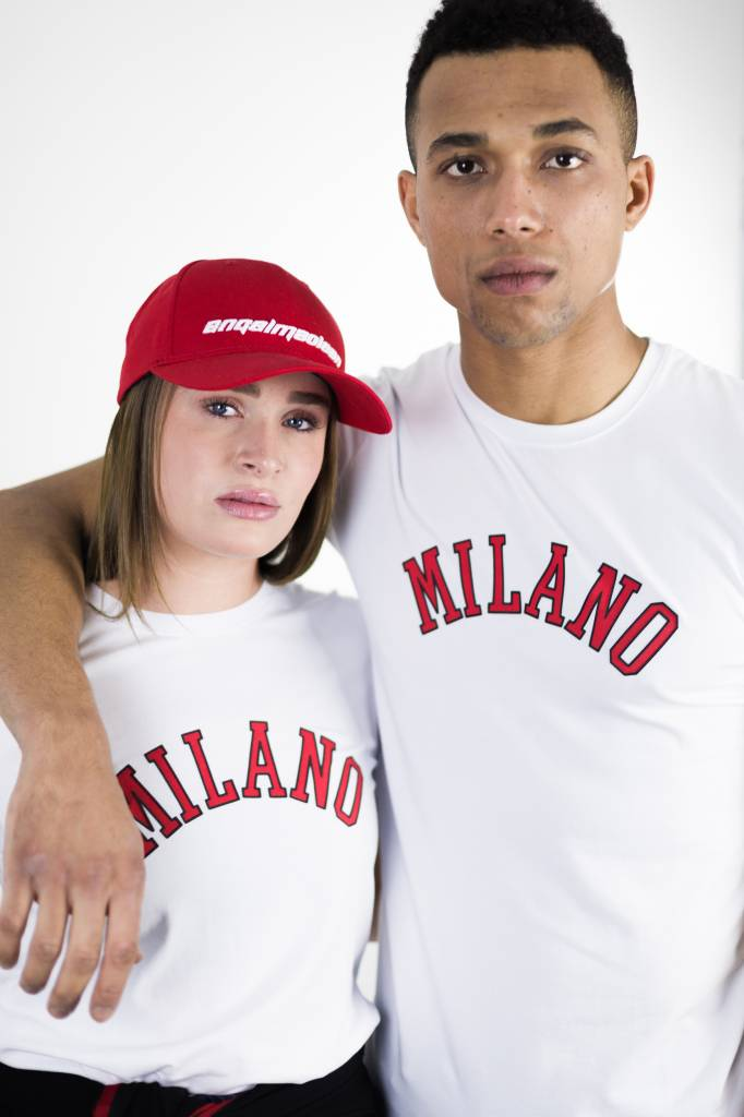 Milano T-shirt | White