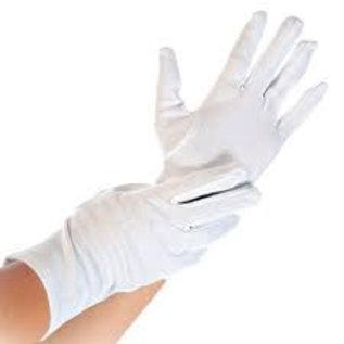 Franz Mensch HygoStar Katoenen handschoen wit HygoStar (5x12 = 60 paar)