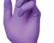 GANTS NITRILE PURPLE