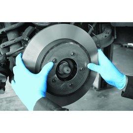 Polyco Healthline SHIELD AANBIEDING: Nitril handschoenen poedervrij blauw SHIELD GD21 (10x100)