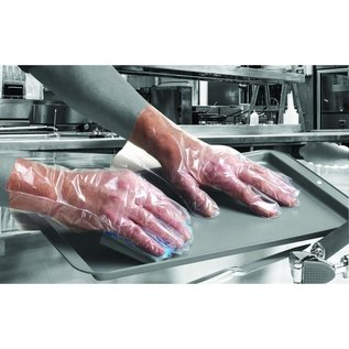 Polyco Healthline SHIELD Gants PE poly ethylene transparente SHIELD GD52 (100x100)