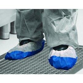 Polyco Healthline SHIELD Überschuhe aus Polypropylen-Vliess und CPE Einweg SHIELD DF02 (20x40)