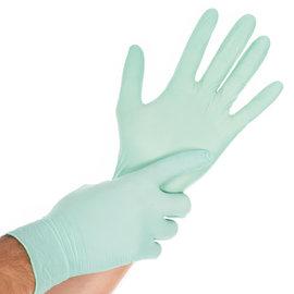HYGOSTAR Nitril handschoenen mintgroen HYGOSTAR Safe Light (10x100)