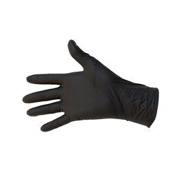 Abena Classic VITRILE BLEND handschoenen zwart Abena (10x100)
