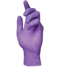 Barber Healthcare GLOVE PLUS ULTRA Nitril handschoenen poedervrij paars extra dik UNP (10x100)