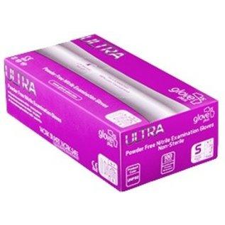 Barber Healthcare GLOVE PLUS ULTRA Gants nitrile épais non-poudré purple Glove Plus Ultra (10x100)