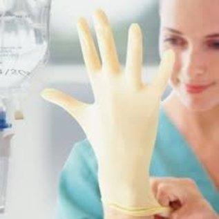 Polyco Healthline HandSafe Steriele handschoenen latex poedervrij wit HandSafe GS21 (4x50)