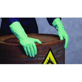 Polyco Healthline SHIELD Gants nitrile réutilisable 320 mm industriel SHIELD GI/F12 (1x24 paires)