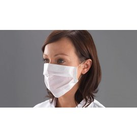 Polyco Healthline SHIELD Masque papier jetable SHIELD DK03 (10x100 pcs)