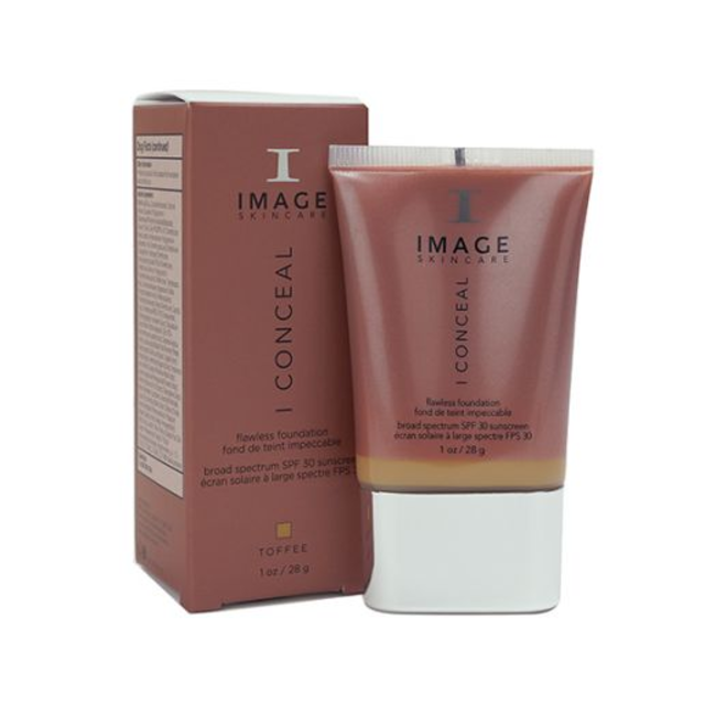 I Conceal Flawless Foundation - Toffee Nr 05
