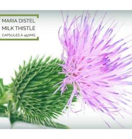 MoM&e Mariadistel capsules (Milk Thistle)