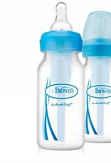 Dr. Brown's Dr. Brown's Options flessen blauw 2 set