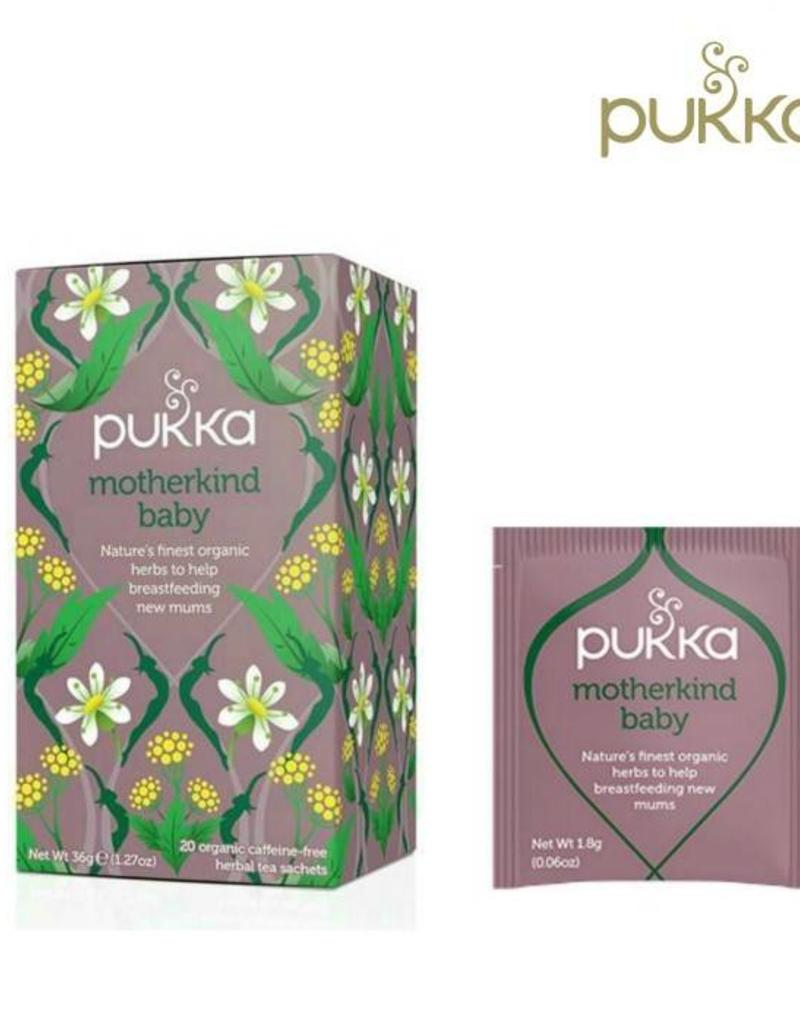 Pukka Motherkind baby thee