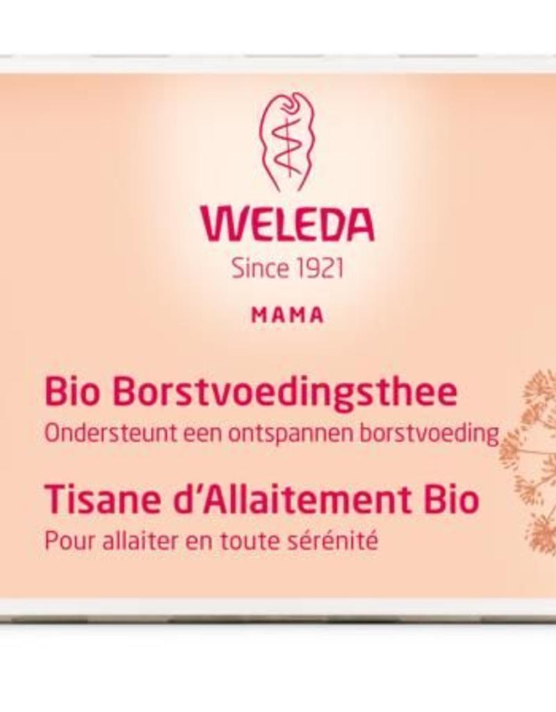 Weleda Biologische borstvoedingsthee Weleda