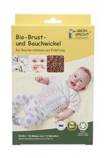Gruenspecht Bio buik / borst warmte kompres