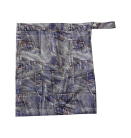 MoM&e Wet Bag / Luierzak Jeans