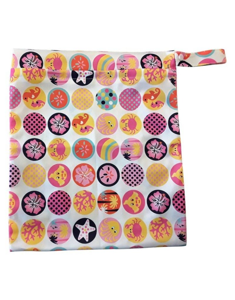 MoM&e Wet Bag / Luierzak Tropical