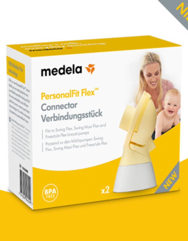 Medela  Set PersonalFit Flex connector - 2st
