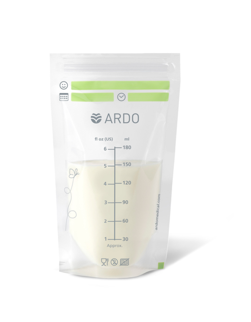 Ardo Easy Store moedermelkzakjes