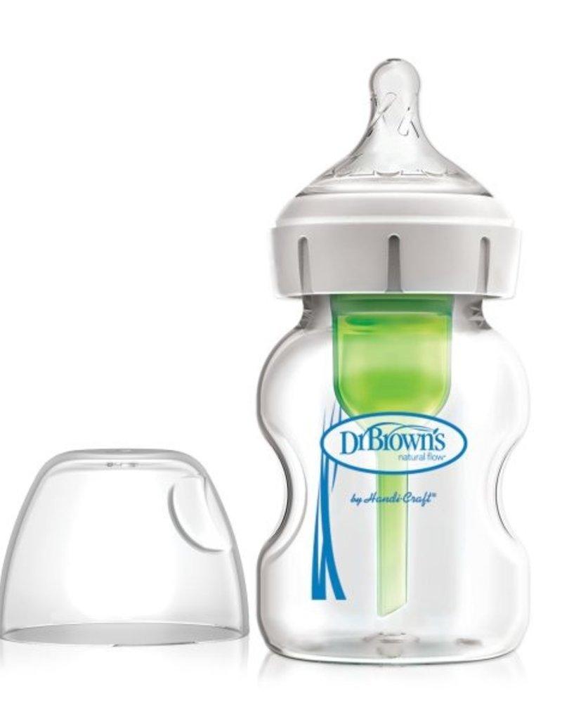 Dr. Brown's Dr. Brown's fles glas