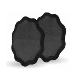 Nuby Zwarte zoogcompressen