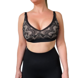 The Dairy Fairy Ruby voeding  en handsfree kolf bralette