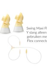 Medela Reserve Y slang Swing Maxi Flex